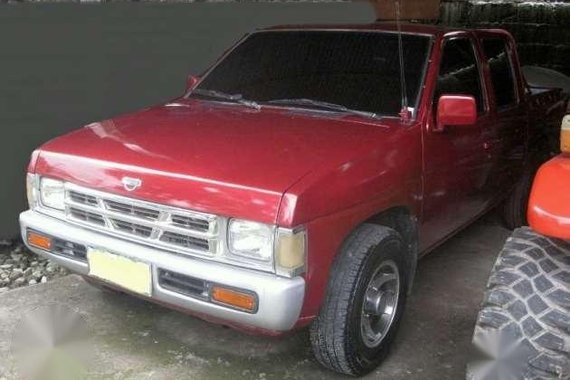 1997 Nissan Eagle Crew Cab Pickup For Sale