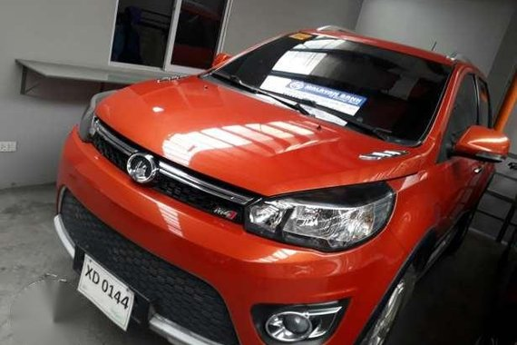 2016 Great Wall Haval M4 1.5 AT Orange