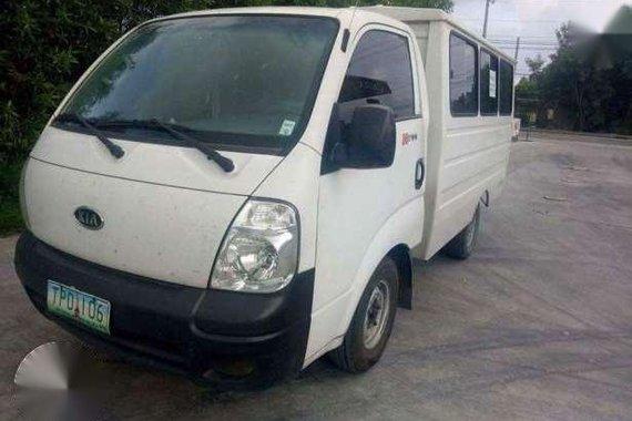 Kia K2700 FB Type 2011 MT White For Sale