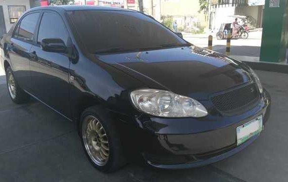 FOR SALE:  Toyota Altis 2007