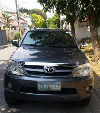 FOR SALE: 2007 Toyota Fortuner