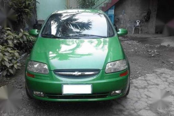 2004 Chevrolet Aveo Limited Edition For Sale