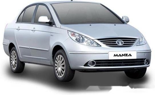 Tata Manza Ini 2017 white for sale