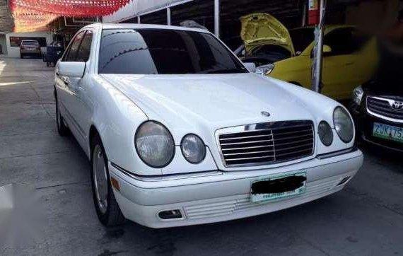 VERY FRESH Mercedes Benz E320 FOR SALE