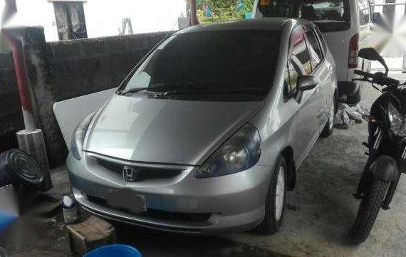 2014 Honda Fit AT Silver Hatchback For Sale