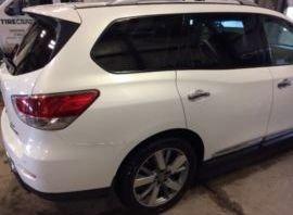 2014 Nissan Pathfinder Platinum SUV For Sale