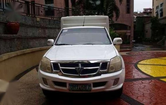 Foton LCV 2012 good as new for sale