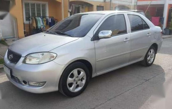 NEWLY REGISTERED Toyota Vios 1.5 G 2004 Matic FOR SALE