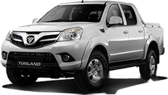 Foton Thunder 2017 Silver for sale