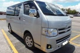 Like Brand New Low Mileage Toyota Hiace for sale