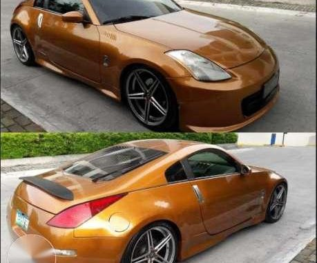 Nissan 350Z 2003 model coup for sale
