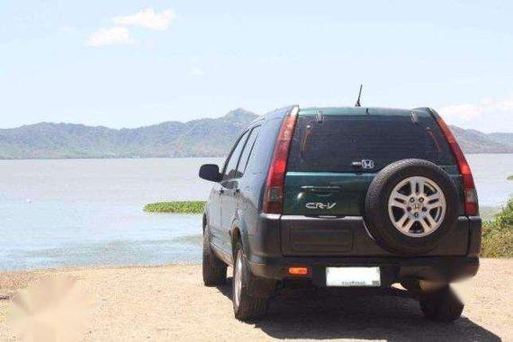 2002 Honda CRV good condition for sale