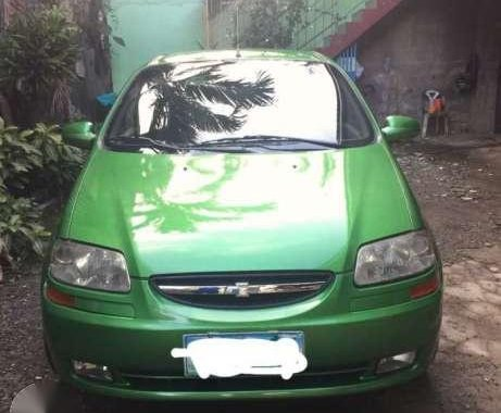 04 Chevrolet Aveo good condition for sale