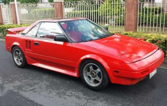 Toyota Mr2 Aw11 very fresh for sale