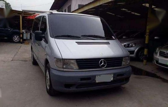 Well-kept Mercedes Benz Vito for sale