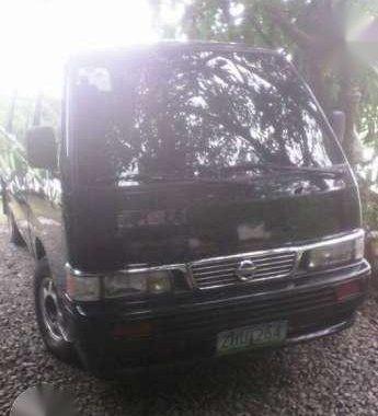 Nissan urvan escapade 2007 for sale
