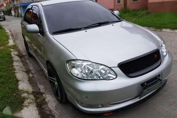 Toyota altis 1.8g rush sale in good condition