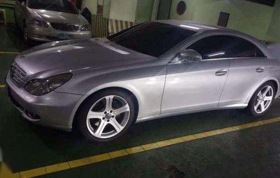Mercedes-Benz CLS good for sale