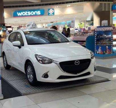 Mazda 2v 1.5L Sedan 2017 brand new for sale