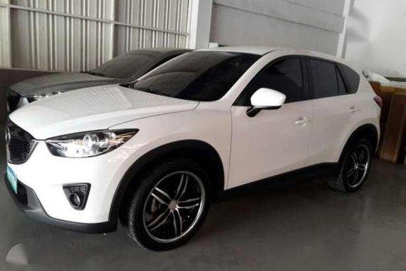 For sale Mazda cx5 2013 low mileage