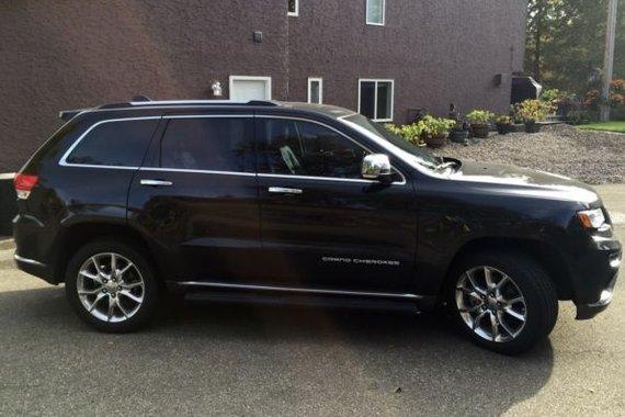 2014 Jeep Grand Cherokee Summit SUV For Sale