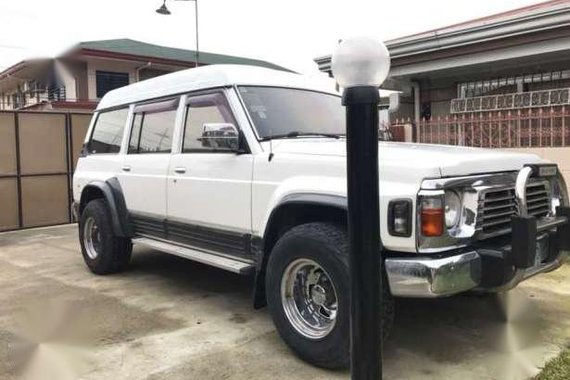 1997 Nissan Patrol Safari Local GQ 4x4 for sale
