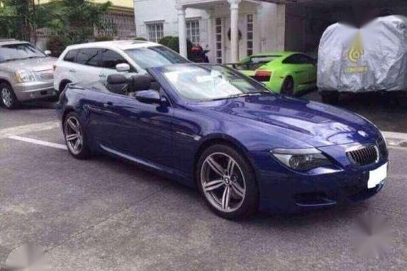 2008 BMW M6 Coupe Covertible for sale