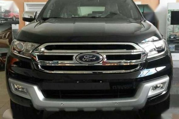 2017 Ford Everest Ambiente Trend Titanium 48k all in dp