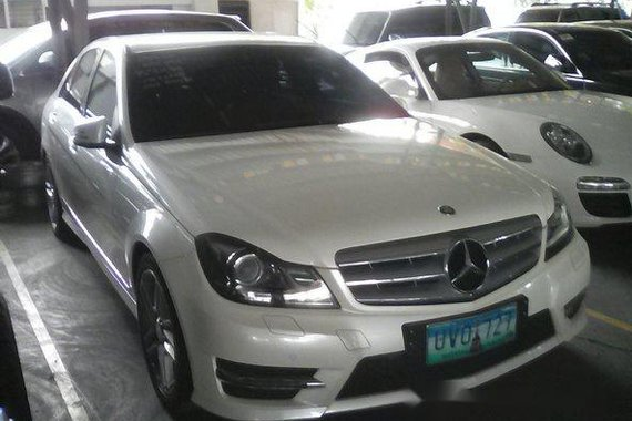 Mercedes-Benz C220 2013 for sale