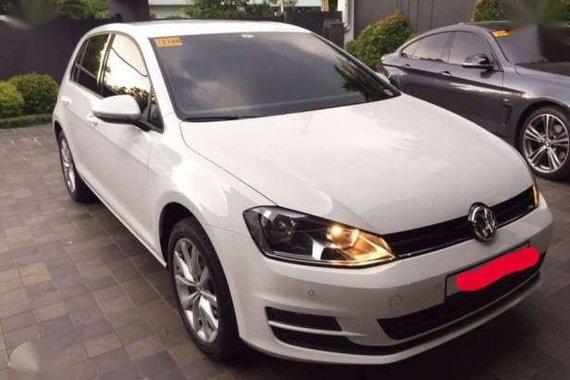 2016 Volkswagen Golf 1.4 TSI for sale