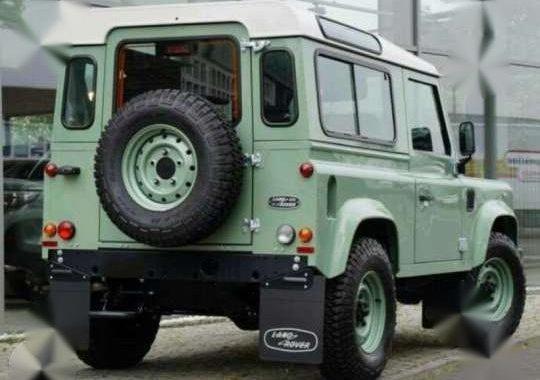 Land Rover defender 110 heritage for sale