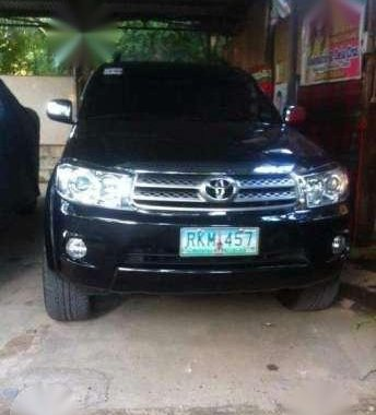 Rush Sale Fortuner 2010 G Automatic