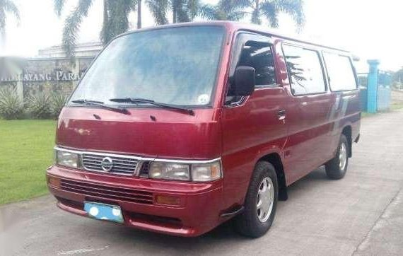 Nissan Urvan Escapade like new for sale