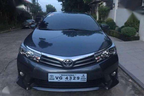 2017 august Toyota Altis 2.0L V gasoline for sale