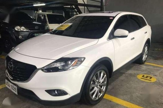 For sale Mazda Cx9 2015 top of the line