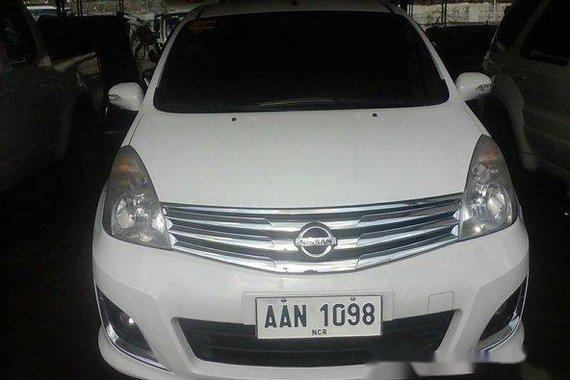 For sale Nissan Grand Livina 2014