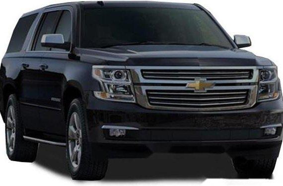 Chevrolet Suburban LT 2017 New for sale