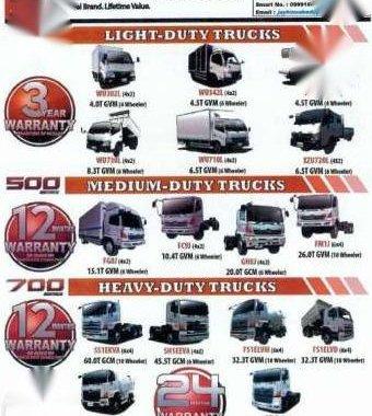 HINO Brandnew toyota trucks