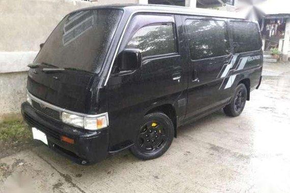 Fresh Nissan Homy Caravan Urvan Escapade Look Matic