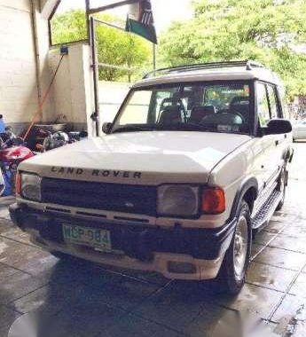 1998 Land Rover 300Tdi Discovery 1 for sale