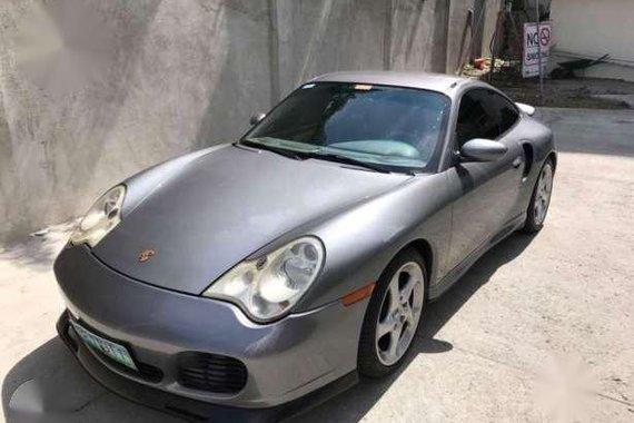 2001 Porsche 996 Turbo for sale
