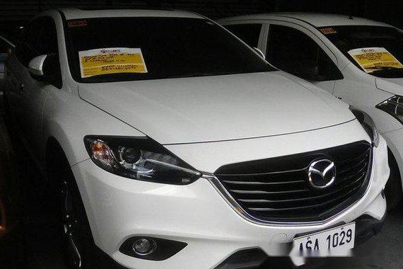 Mazda CX-9 2015 White for sale