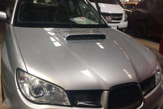 2007 Subaru Impreza MT Silver For Sale