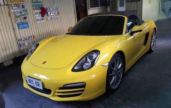 2014 Porsche Boxster Convertible AT For Sale
