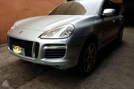 Porsche Cayenne 4.8L V8 Twin Turbo For Sale