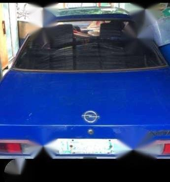 Very Well Kept 1982 Opel Manta For Sale