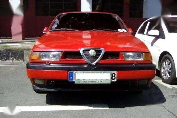 Top Condition 1998 Alfa Romeo 155 Super For Sale