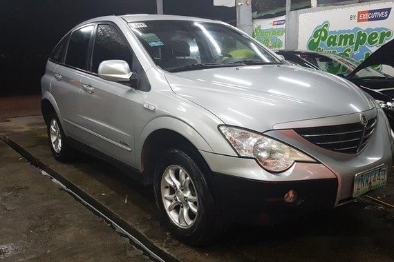 For sale SsangYong Actyon 2008