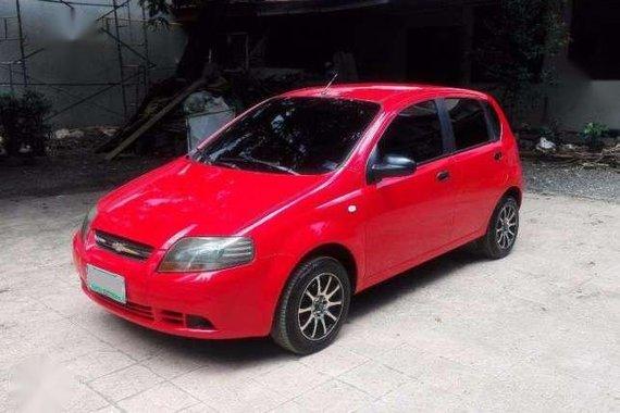 Fuel Efficient 2007 Chevrolet Aveo For Sale