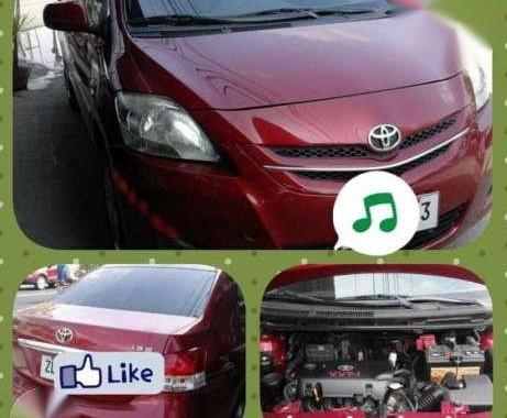 Toyota vios 2008 honda